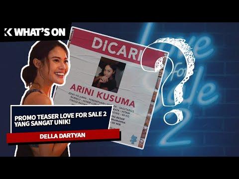 What's On: Dicari Orang Hilang, Arini Kusuma (Love For Sale 2)