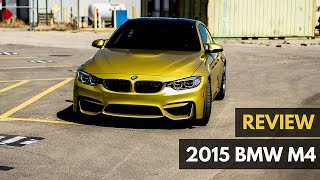 BMW M4 Coupe 2015: What