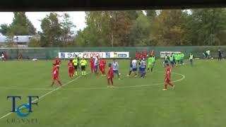 Serie D Girone D Romagna Centro-Lentigione 2-1