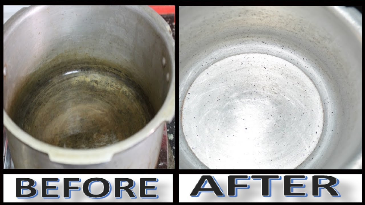 Image result for pressure cooker cleaning