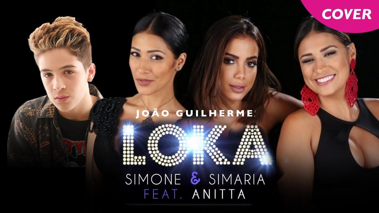 Dj Cleber Mix Ft Simone e Simaria Ft. Anitta - Loka (Radio Cover Mariana e Mateus)