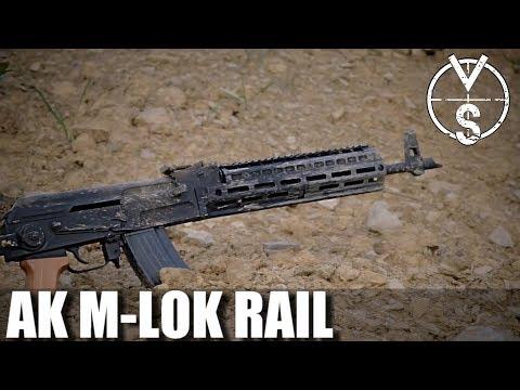 AK-47/74 Gen 2 Handguards (Midwest Industries)