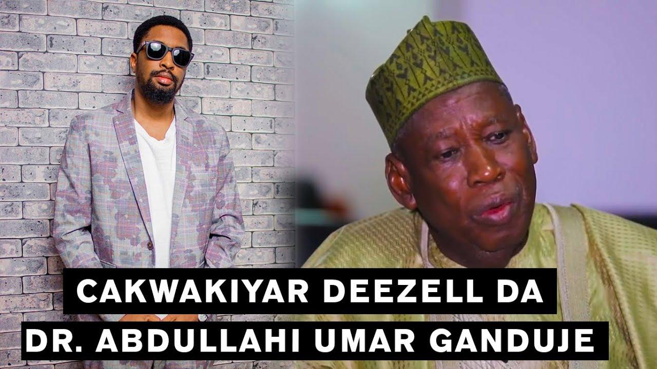 Download Cakwakiyar Deezell da Ganduje Akan Wakar Duk Abunda Zai Faru Ya Faru