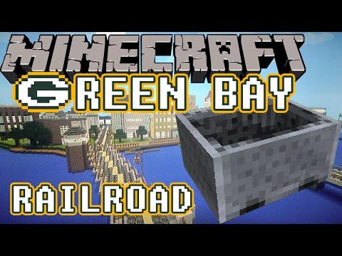 RAILROAD | Minecraft Green Bay | EPISODE 1