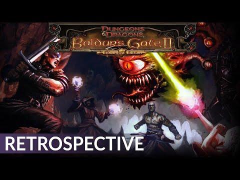 Baldur's Gate 2 Retrospective | A History of Isometric CRPGs (Episode 6)