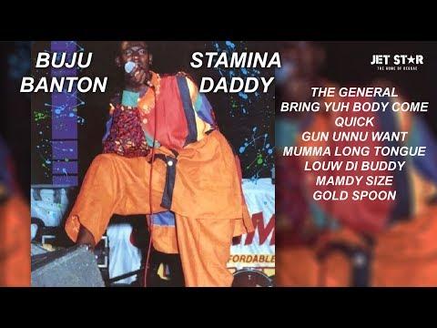 Best Of Buju Banton - 90s Reggae Mix (2017)   Jet Star