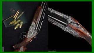 奧地利豪華獵槍品牌再出新款 4根槍管超乎常人想象