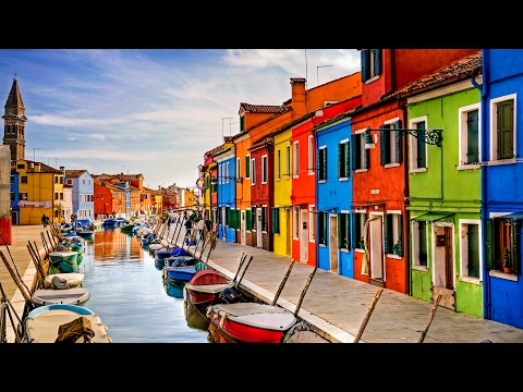 Five Most Colourful Cities in The World