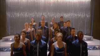 Max George on Glee | GleekPeek Season 6 ''Loser Like Me''