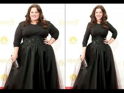 Melissa Mccarthy Plus Sized Models Photoshopped To Look Skinny