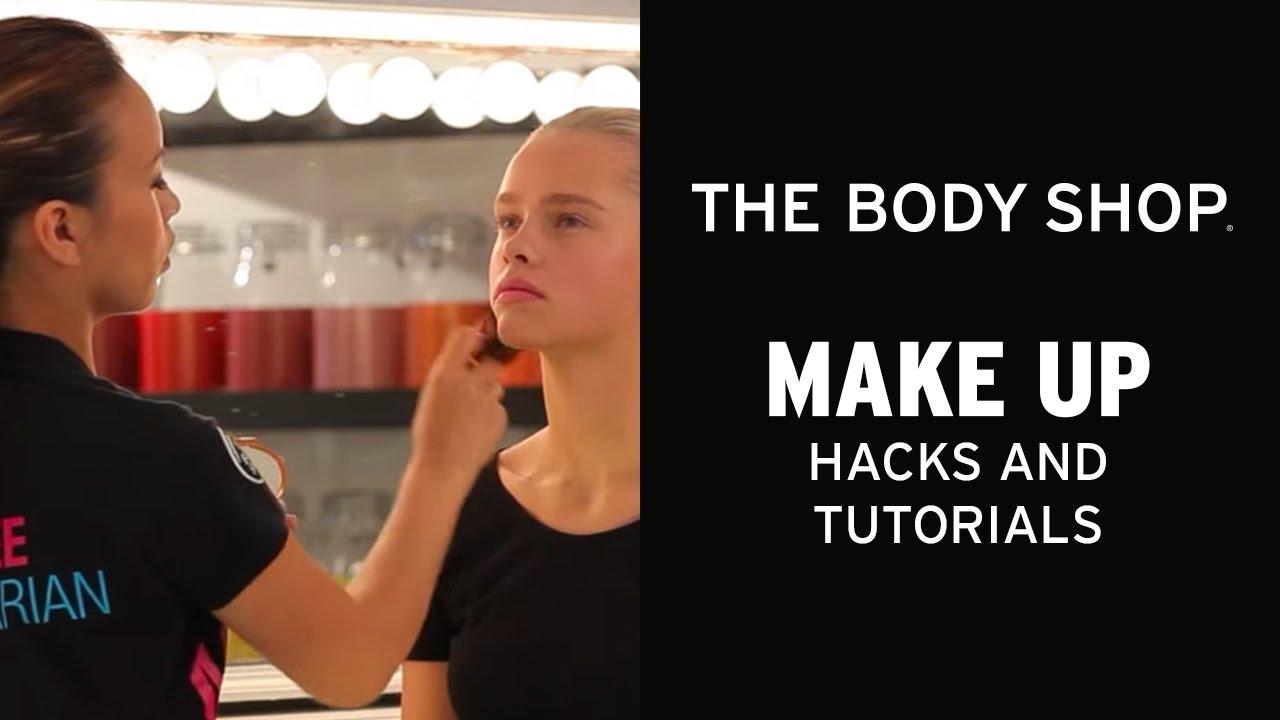 How To: Apply Honey Bronze Bronzing Powder  The Body Shop