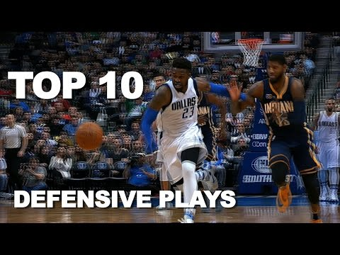 Top 10 Defensive Plays of the Week: 12.04.16 - 12.10.16