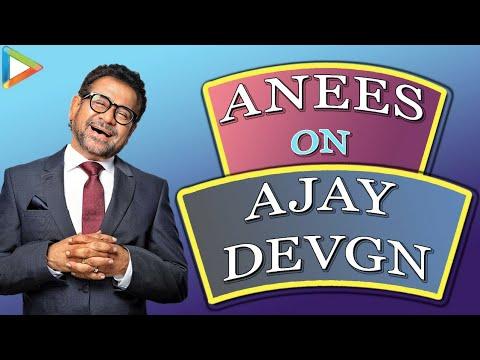 'Ajay Devgn Hamesha Se Mere Liye Khaas Insaan Rahe Hai': Anees Bazmee
