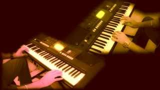 yeh duniya ye mehfil-HEER RANJHA-on keyboard