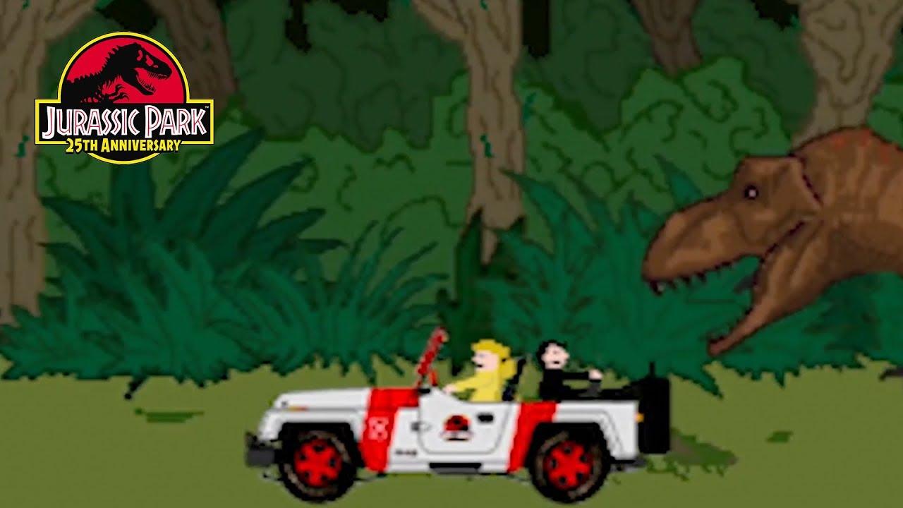 Must Go Faster: Fan Edition | Recreate | #JurassicPark25