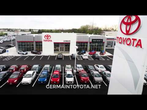 Why Buy from Germain Toyota?