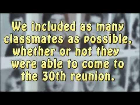 Reunion Movie Trailer #3 - Paschal Class of '83