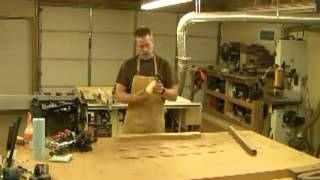 Building A Simple Rocking Chair Dvd And Template