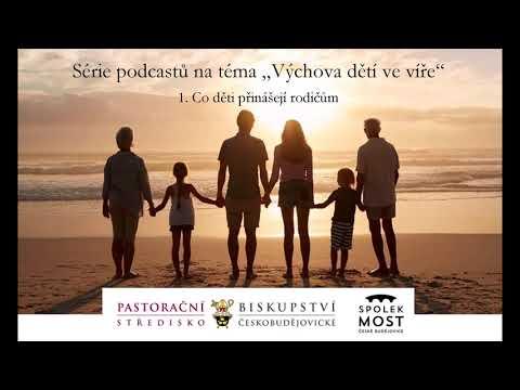 Výchova dětí ve víře - 1. díl - Co děti přináší rodičům