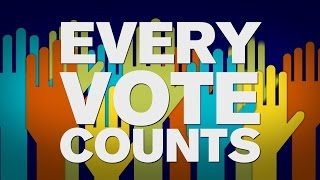 Election 2014: Every Vote Counts
