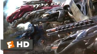 Power Rangers (2017) - Crush Them Scene (8/10) | Movieclips