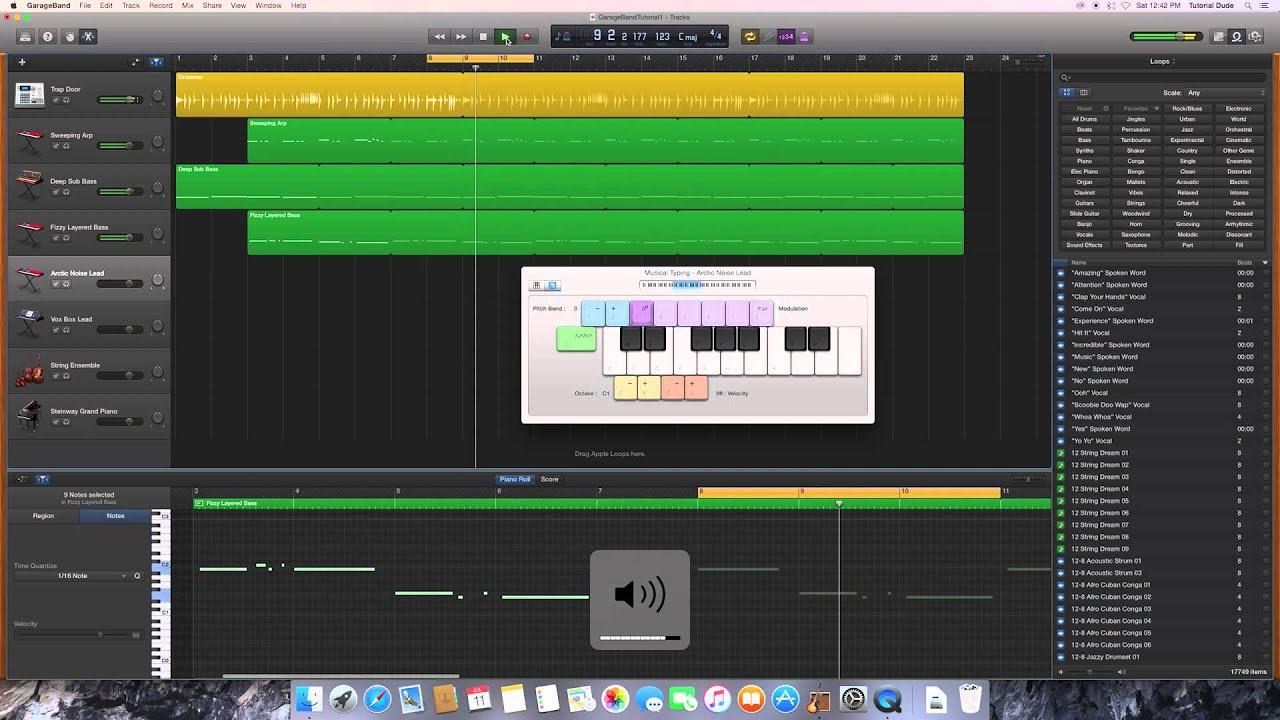 how to get add on for garageband