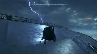 Batman: Arkham Knight. #77. Trofeos 3/3 (Dirigibles de Industrias Stagg). (100%)