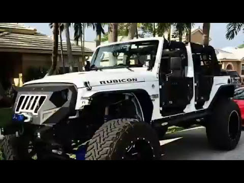Modified Jeep Youtube