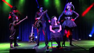Steam Powered Giraffe: A Way Into Your Heart - AniMinneapolis 2014