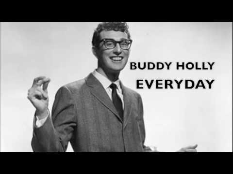 Buddy Holly - Everyday (ORIGINAL)