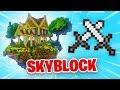 BATTLE ROYALE EVENT! - Minecraft SKYBLOCK #2