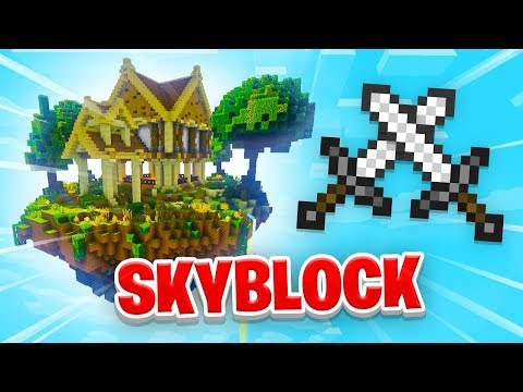 BATTLE ROYALE EVENT! - Minecraft SKYBLOCK #2