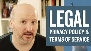 Legal for Startups: Privacy Policy & Terms of Service