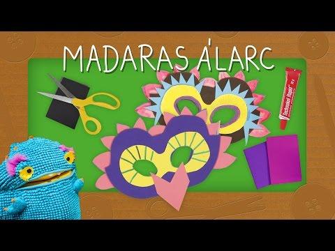 KEDDkreatív: Madaras álarc thumbnail