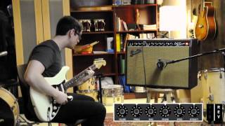 The Basement - Fender Limited Edition '65 Deluxe Reverb/Strat Demo