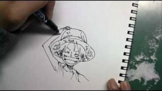 早描きルフィ thumbnail
