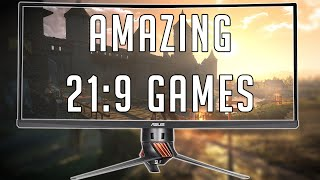 AMAZING GAMES TO PLAY IN 21:9 (Ultrawide)