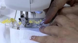 Dicas de como pregar renda com máquina de costura – Cissa Mesquita