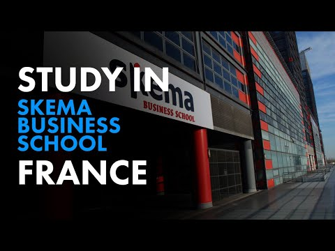 Study in SKEMA business school, France with Edugo Abroad
