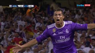 Juventus 1 - 4 Real Madrid  | Şampiyonlar Ligi Finali Maç Özeti