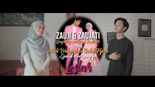 Download ZAUJI & ZAUJATI (Duhai Suamiku & Duhai Istriku) Cover by Aldi Wahyudi & Indah Kejora
