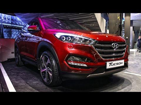 Лучше чем Хендай ix35 Обзор нового Hyundai Tucson 2016 2017 Хендай Туссан