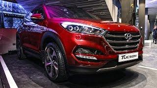 Лучше чем Хендай ix35? Обзор нового Hyundai Tucson 2016-2017 Хендай Туссан