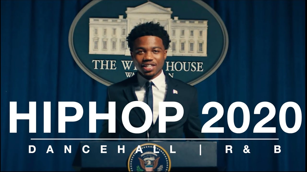Hip Hop 2020 Video Mix(Clean) - Dancehall 2020, R&B 2020 (DRAKE, RODDY RICCH, POST MALONE, LIL B