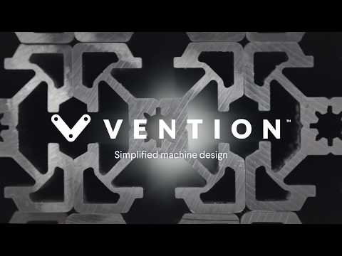 Assemble Your Equipment With A Single Tool With Vention's Modular Hardware.