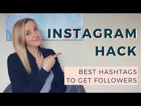 Instagram Hack | Best Hashtags To Get Followers | Ep 23