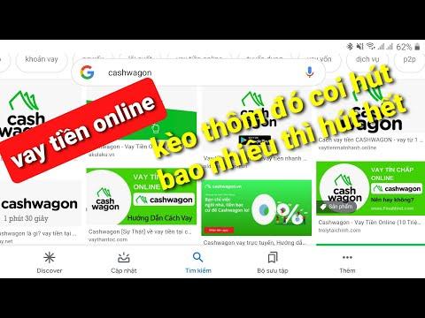 Vay Tiền Online Vay Tiền Cashwagon Và Cái Kết Bị Hút Khô Máu