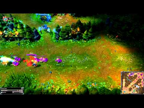 Thresh Predicts Ezreal Arcane Shift In League Of Legends [Full-HD]