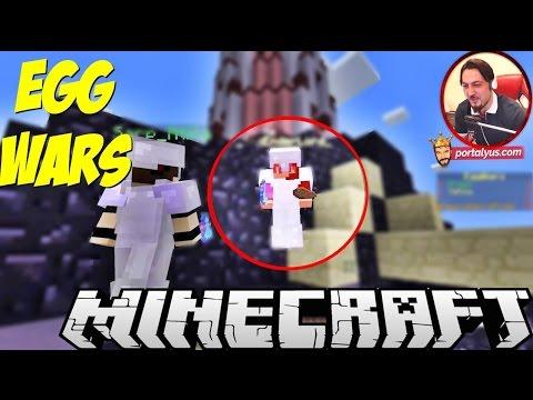 Bu Nasıl SOOOOOON ! | Minecraft Türkçe Egg Wars | Bölüm 35