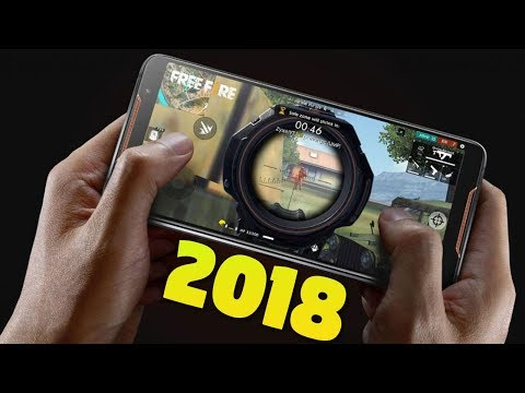 Best GAMING Phones of 2018